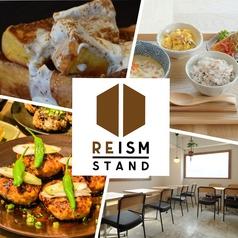 REISM STAND リズムスタンドの写真