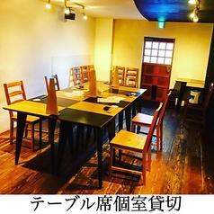 居酒屋 ちゅーりっぷと鯱 しゃち 新潟駅前店の雰囲気1