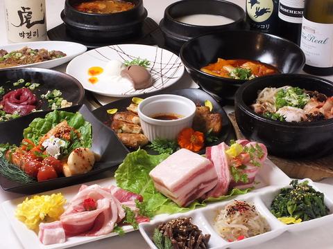 韓国料理 TEJI TOKYO テジトウキョウ 新宿本店