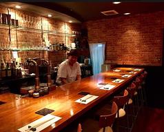 落ち着くムードある空間でゆっくりとお食事、お酒をご堪能ください!