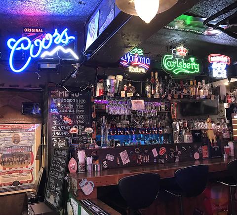 American Bar Funny Guns ファニー ガンズ