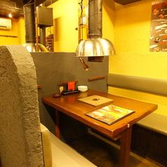 老若男女問わず、ゆっくり会話・お食事をお楽しみいただける空間をご提供いたします。