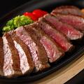 料理メニュー写真あか牛ステーキ 各種