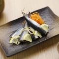 料理メニュー写真【岡山特産品】 ままかり酢漬け