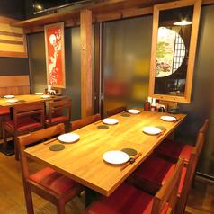 炭火串焼と旬鮮料理の店 備長炭焼 遠州葵家の雰囲気1