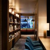ブルーブックスカフェ BLUE BOOKS cafe 京都の雰囲気3
