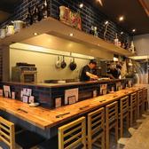 鉄板焼き豆腐と飛騨高山料理 ござるさ 岐阜駅前店の雰囲気3