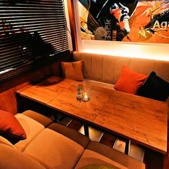瓦 ダイニング kawara CAFE&DINING 仙台店の雰囲気1
