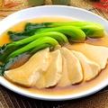 料理メニュー写真チリアワビの醤油煮