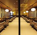 最大50名様迄対応可能な個室になってます。宴会・お食事会など様々なシーンでのご利用に最適です。人気席の為、ご予約はお早めがお勧めです。事前の内覧もお気軽にお申し付けください。
