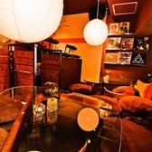 瓦 ダイニング kawara CAFE&DINING 仙台店の雰囲気2