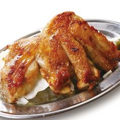 鶏もも肉の一枚焼き