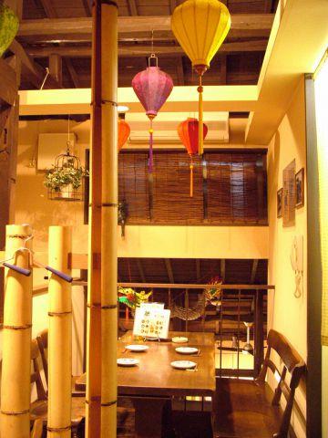 ベトナム人が作る本場ベトナム料理。他では味わえない料理とお酒の空間を。