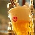 8種類の生ビール100年を超えてはぐくまれてきた「生ビールへのこだわり」。伝統の1度注ぎで注ぐビールは余分な炭酸ガスを抜いて、均質できめ細かい泡を作ることで雑味を泡にとじこめます。ビールが苦手な方が「ライオンの生なら飲める」という声も多数いただくほどのすっきり感、クリアなのど越しをお楽しみください。