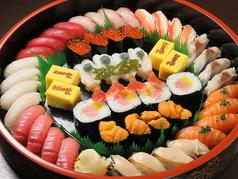 お寿司、巻物各種/かにぼっこ/さんまのまんま