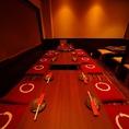 二階貸切最大30名様まで可能です♪宴会など邪魔されない空間ご用意しております。