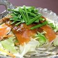 料理メニュー写真鮭のちゃんちゃん焼き