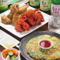 ヒョンジェチキン 韓国料理 豊島園駅の写真