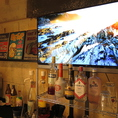 2F・3Fにはテレビが設置してあります!!より一層くつろぎながら楽しいひとときを☆仲間内の宴会や合コンなど何か楽しいことをしたい!そんな宴会にはデンチキがお勧めです☆お気軽にお問い合わせください!(※写真は2Fです!)