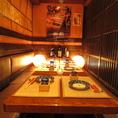 8名様~10名様でご利用頂ける個室席/少~中人数の宴会におすすめです♪【町田 居酒屋 飲み放題 個室 海鮮 送別会 歓迎会】※4月1日より全面禁煙になります。