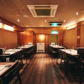 和牛肉酒場 じゅーしゐ 横浜駅前店の雰囲気3