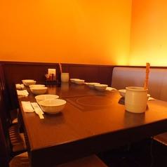 【テーブル席】6名様