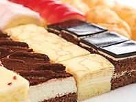 女性に嬉しいプチケーキが多数