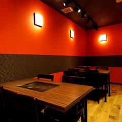 Ju-Ju Dining 鉄は熱いうちに打ての雰囲気1