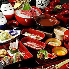 鶴我 東京 赤坂店のコース写真