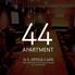 44 APARTMENTのロゴ