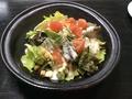 料理メニュー写真シーザーサラダ/海藻サラダ