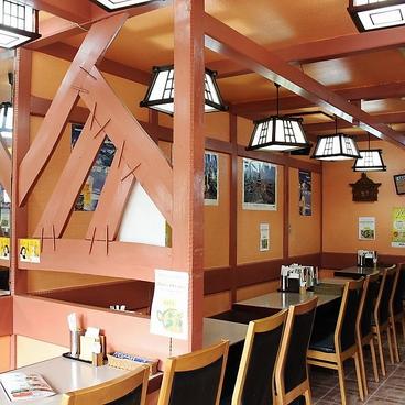 ズンタラ レストランの雰囲気1