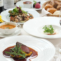 料理メニュー写真コーストゥルヌッソル Dinner 5400円コース