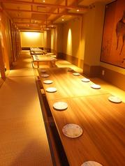 個室居酒屋 九州料理 あきらさん。 明石駅前店の雰囲気1