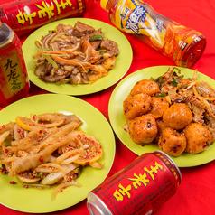 正宗鶏西大冷麺の特集写真