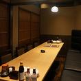 2Fの個室は、部屋を2つ繋げると8~10名様用の個室にもなります!★お席のご希望等ございましたら、お気軽にご相談下さい。