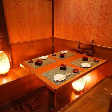 創作ダイニング みやび Miyabi Abeno Diningの雰囲気1