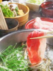 六白屋 くぐり鍋