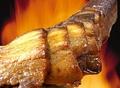料理メニュー写真肩ロースのステーキ