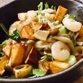 料理メニュー写真特製壱和サラダ