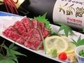 料理メニュー写真イチボのタタキ