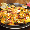 料理メニュー写真魚介のパエリア