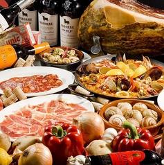 スペイン食堂 Gastrobar CERO ガストロバル セロのコース写真