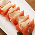 料理メニュー写真ガリトマト
