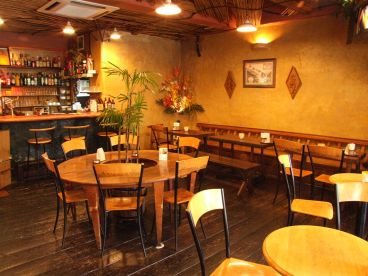ティナズカフェの雰囲気1