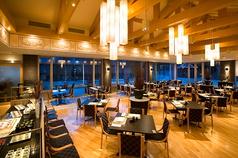 ビュッフェレストラン 彩 ホテルハーヴェスト旧軽井沢の写真