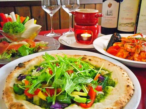 イタリア料理  VERDURA