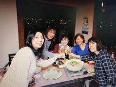 中村庵のコース写真