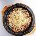料理メニュー写真プルコギピザ