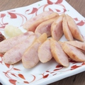料理メニュー写真東京軍鶏の腸詰め